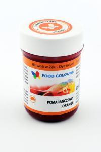 Znalezione obrazy dla zapytania pomarańczowy barwnik food colours
