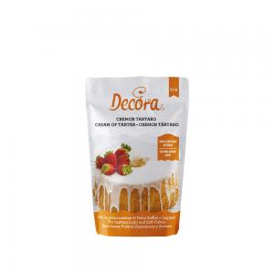 Cream of tartar  Winian Potasu 50g  DECORA